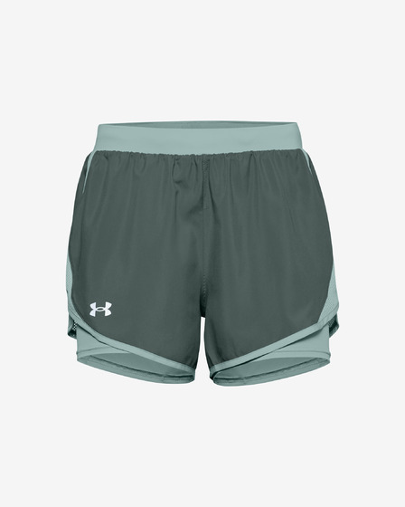 Under Armour Fly By 2.0 2-in-1 Szorty
