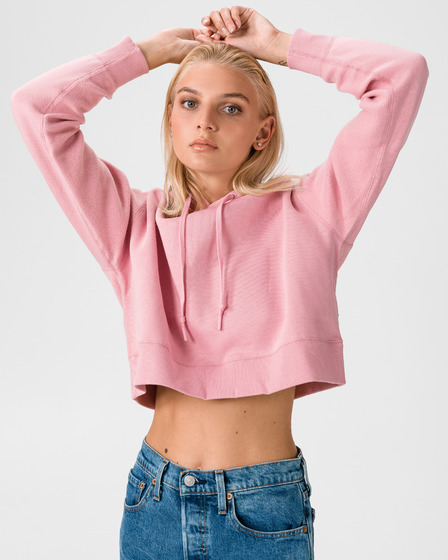 Converse All Star Crop top
