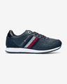 Tommy Hilfiger Tommy Leather Low Runner Tenisówki