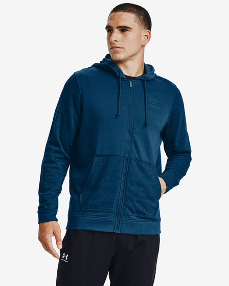 Under Armour Sportstyle Terry SI Full Zip Bluza