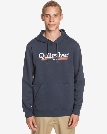 Quiksilver Tropical Lines Screen Fleece Bluza