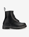 Dr. Martens 1460 Contrast Stitch Smooth Leather Buty do kostki