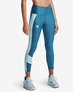 Under Armour Project Rock Ankle Crop Legginsy