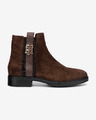 Tommy Hilfiger Interlock Suede Buty do kostki