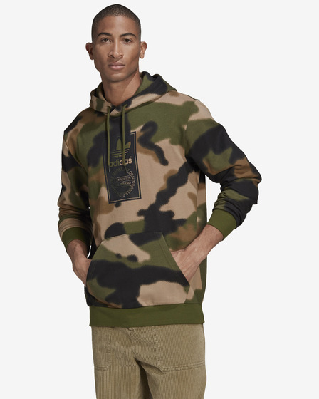 adidas Originals Camo Allover Print Bluza