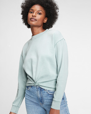 GAP Vintage Soft Twist-Front Bluza