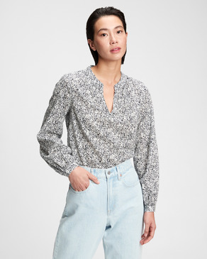 GAP Shirred Popover Bluzka