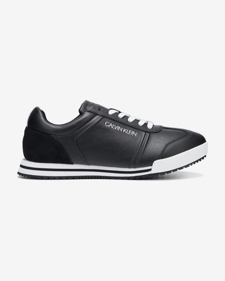 Calvin Klein Low Profile Lace up Tenisówki
