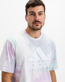 adidas Performance Essentials Tie-Dyed Inspirational Koszulka