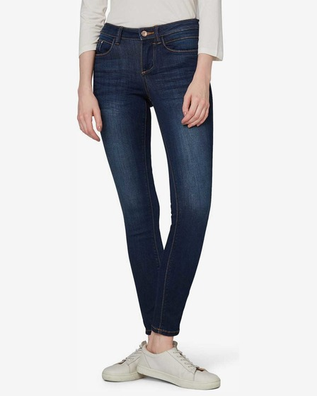Tom Tailor Denim Long Dżinsy