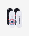 Converse Chuck Patch Knit-In MFC Ox 2-pack Skarpetki