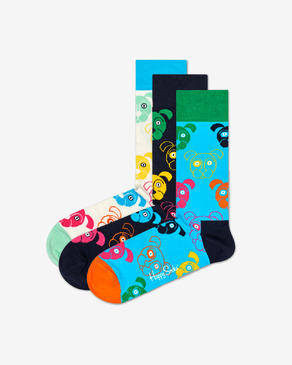 Happy Socks Dog Gift Box 3-pack Skarpetki